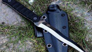 тактический нож фламберг