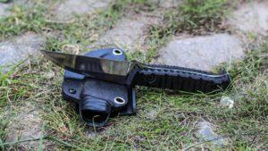 ворнклиф ворон, нож городской