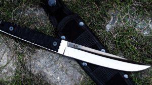 танто сакура нож