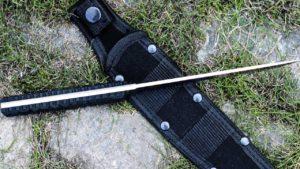 нож танто сакура с чехлом